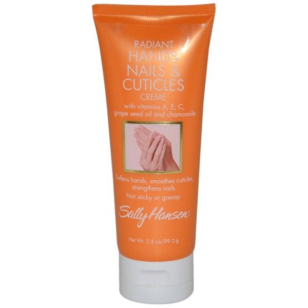 Sally Hansen Radiant 3.5-ounce Hand Nail & Cuticle Creme