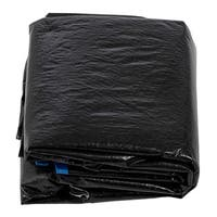 Upper Bounce 15-foot Round Black Trampoline Protection Cover