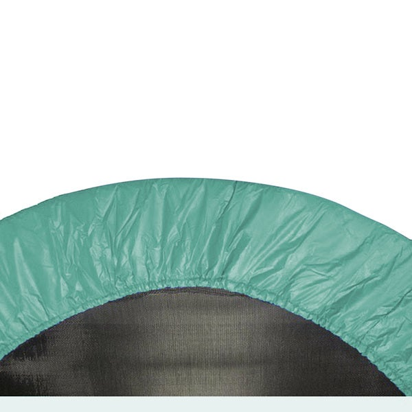 40-inch Green Round Trampoline Safety Pad for 6 Legs
