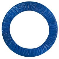 40-inch Round Blue Trampoline Safety Pad for 6 Legs