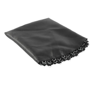 Trampoline Replacement Jumping Mat for 15 ft. Trampolines with Round Frames, 96 V-Rings, Using 7-inch Springs
