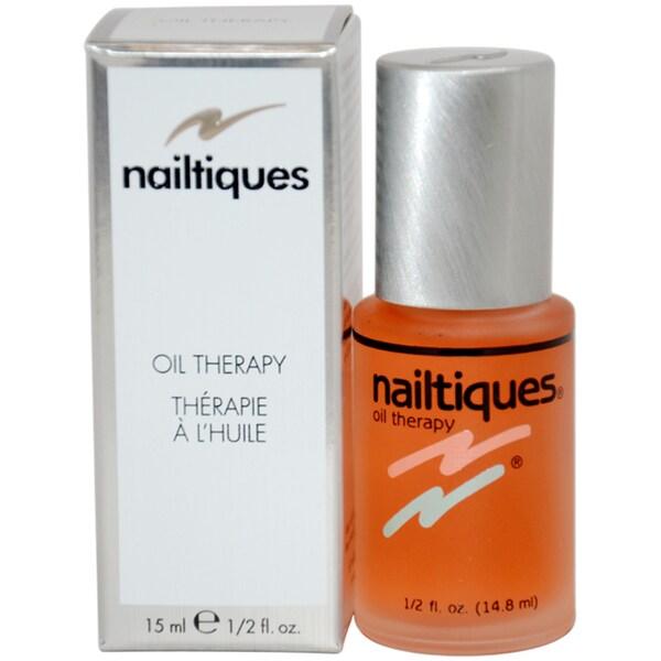 Nailtiques Oil Therapy Manicure
