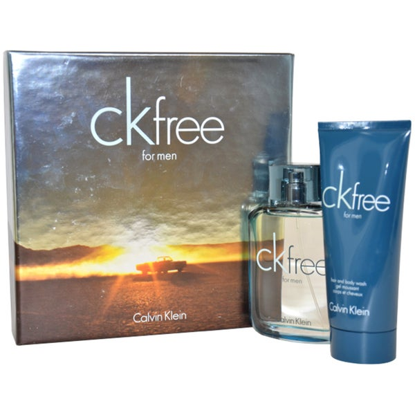 Calvin Klein 'CK Free' Men's 2-Piece Gift Set