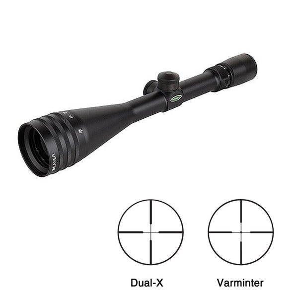 Weaver 40/ 44 Series 6.5-20x44mm Matte Black Rifle Scope