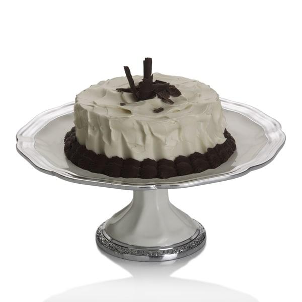 Mikasa Cake Plate