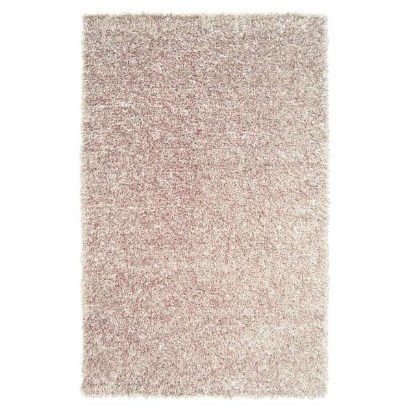 Hand-woven Barcoo Soft Plush Shag Area Rug - 2' x 3'
