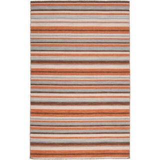 Hand-woven Quannah Wool Rug
