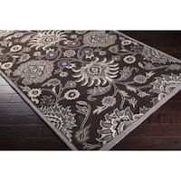 Hand tufted Royse Wool Area Rug - 10' x 14'
