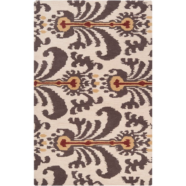 Hand-tufted Goldendale Wool Area Rug