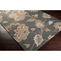 Hand-tufted Rangerly Wool Runner Rug