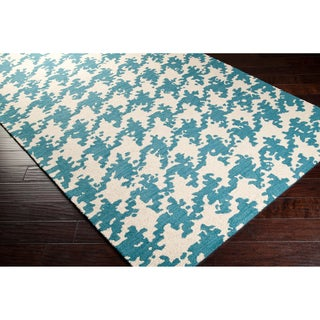 Hand-tufted Raveno Wool Rug