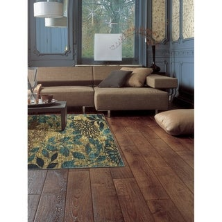 Link to Mohawk Strata Mystic Garden Area Rug (7'6 x 10') Similar Items in Rugs