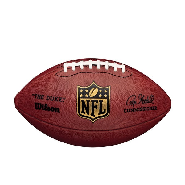 Wilson NFL 'The Duke' Game Football