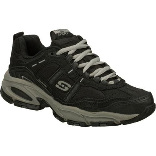 Men's Skechers Vigor 2.0 Advantage Black/Gray - Thumbnail 0