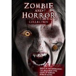 Zombie Horror Collection (DVD)