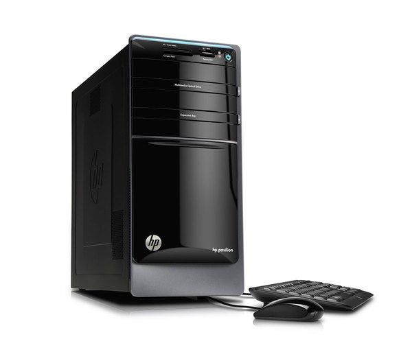 HP Pavilion p7-1297c H2L87AAR 3.4GHz 2TB Desktop Computer (Refurbished)