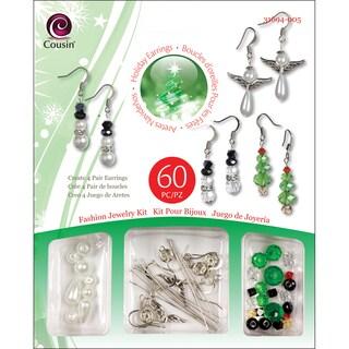 Christmas Trinket Bead Kit-Earrings