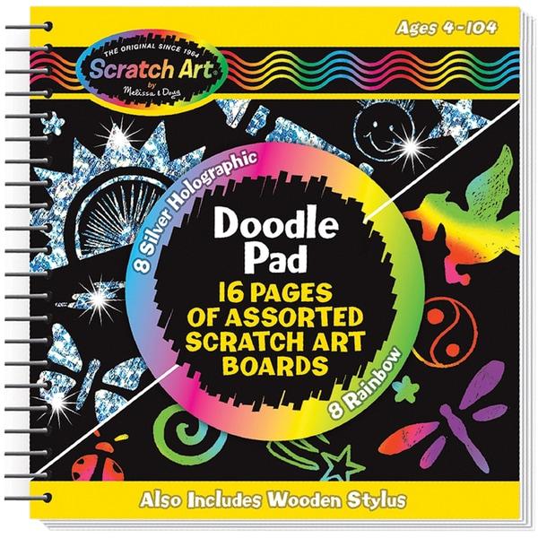 Activity Book-Doodle Pad
