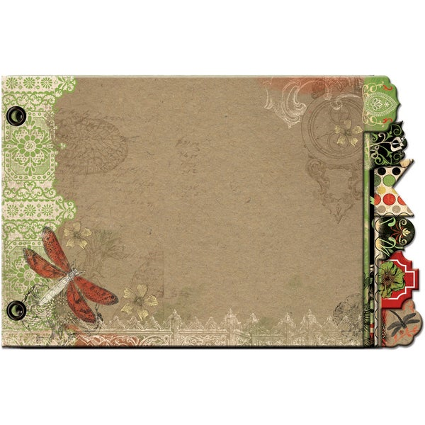 "Serenade Mini Album 7.25""X10""-"