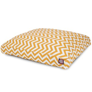 Majestic Pet UV-Treated Chevron Rectangle Dog Bed (More options available)