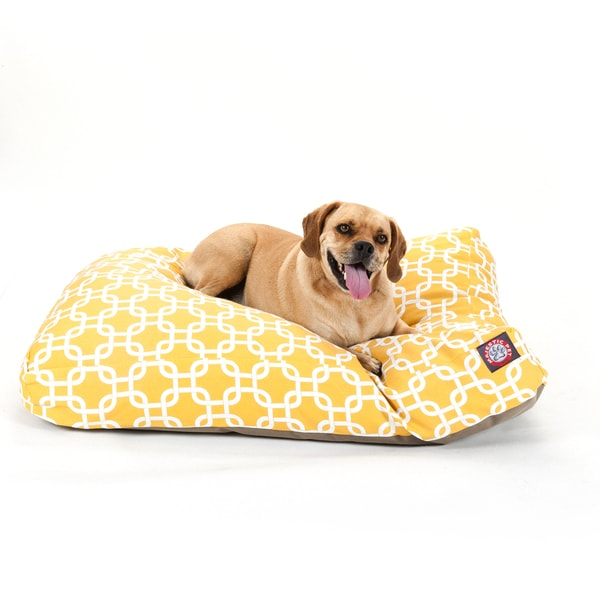 Majestic Pet Links Rectangle Dog Bed