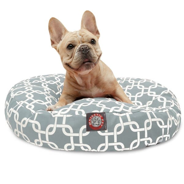 Enjoyable Shop Majestic Pet Links Round Pet Bed Free Shipping Today Creativecarmelina Interior Chair Design Creativecarmelinacom