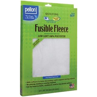Pellon 987F 22-inch x 36-inch Fusible Fleece