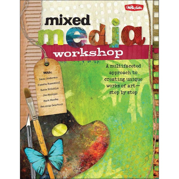 Quarry Books-Mixed Media Workshop