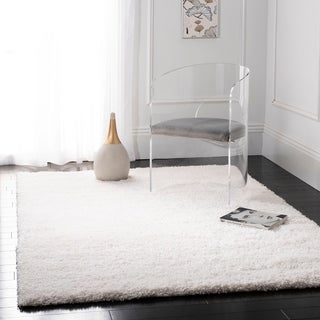 Safavieh California Cozy Plush Milky White Shag Rug (More options available)
