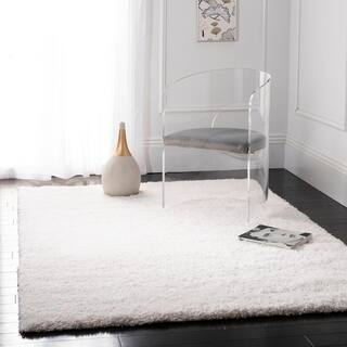 Safavieh California Cozy Plush Milky White Rug