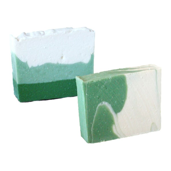 Mia's Wish Energy and Coconut Lime Verbena 4.5-ounce Handmade Soap (Pack of 2)