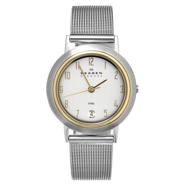 Skagen Women's Two-tone Stainless Steel Watch
