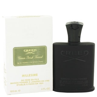 Creed Green Irish Tweed Unisex 4-ounce Millesime Spray