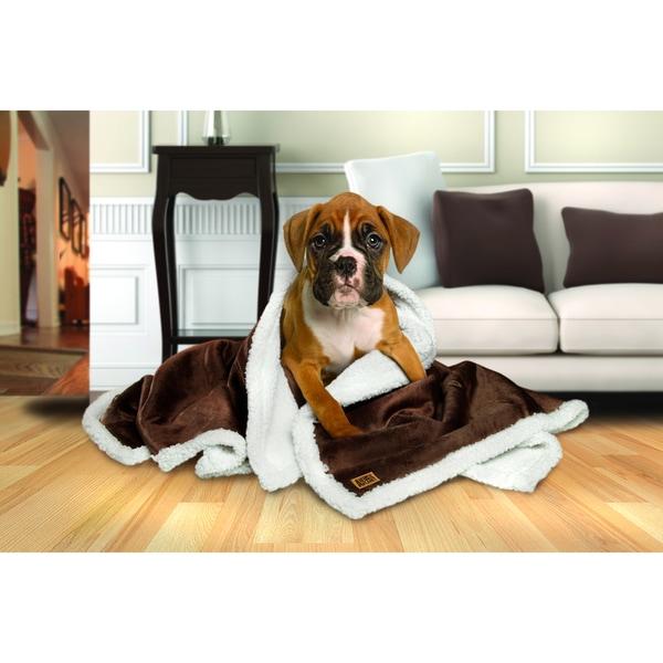 Animal Planet Sherpa Pet Blanket
