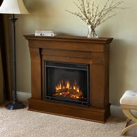 Chateau Electric Fireplace Espresso by Real Flame