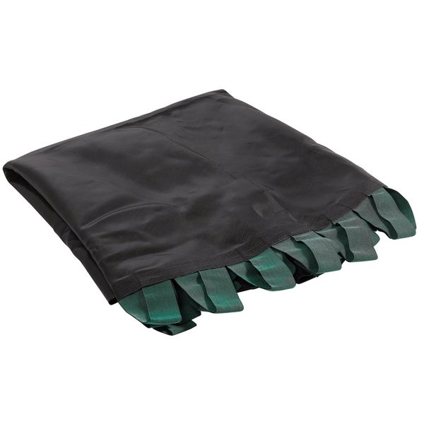 Trampoline Replacement Band Jumping Mat, fits for 14 FT. Round Flat Tube Frames (Clips Not included) - Black