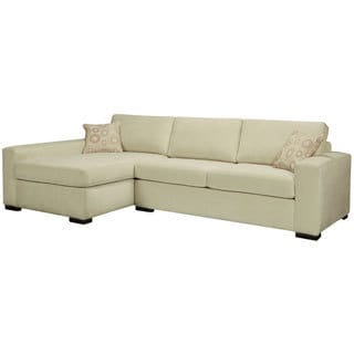 Bennett Cream Sectional Sofa