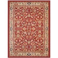 Safavieh Farahan Oriental Red/Cream Rug