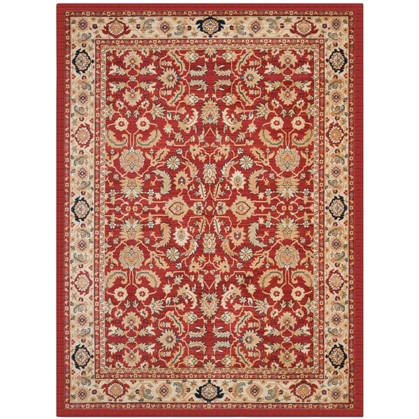 Safavieh Farahan Oriental Red/Cream Rug