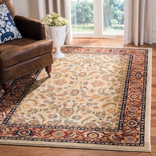 Safavieh Farahan Light Gray/Gold Oriental Rug