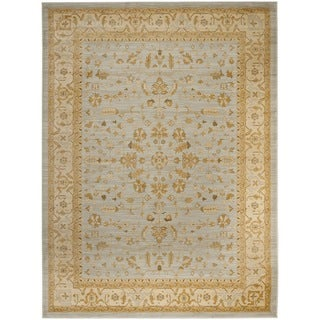 Safavieh Farahan Light Grey/ Gold Rug