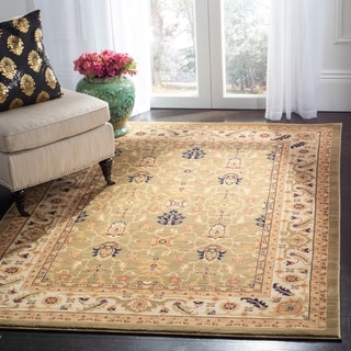 Safavieh Farahan Green/ Cream Rug