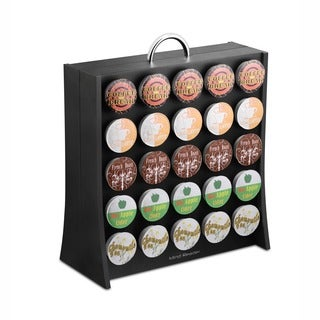 Mind Reader The Wall Black 50-count K-cup Holder