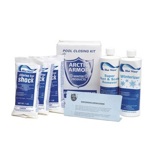 Blue Wave Chlorine Free Pool Winterizing Kit - Medium to 15000 Gallons