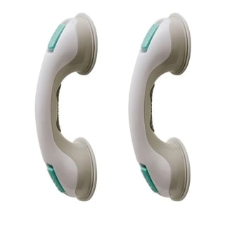 Mommy's Helper 11.5-inch Safe-er-Grip Bath and Shower Bars (Set of 2)