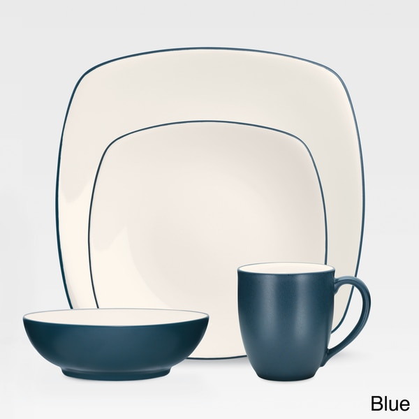 Shop Noritake Colorwave 4-piece Place Setting - Free Shipping On ...
