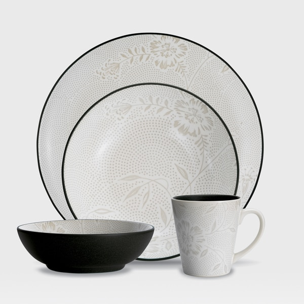 Shop Noritake Colorwave 4-piece Bloom Place Setting - Free Shipping ...