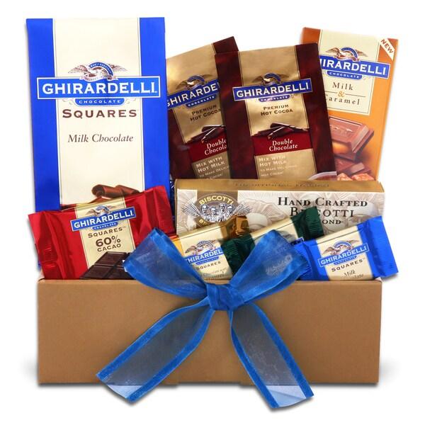 Alder Creek GIft Baskets Gift Box