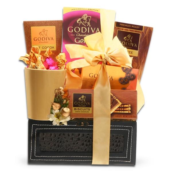 Alder Creek Godiva Holiday Gift Basket