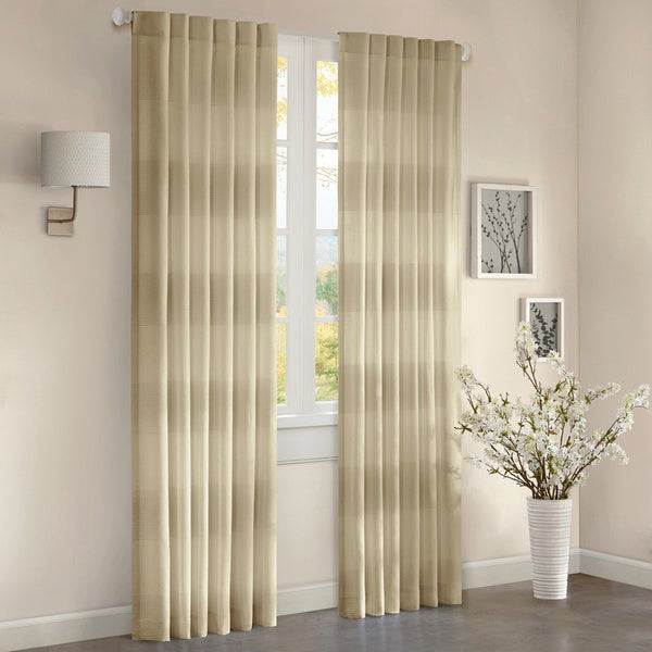 Madison Park Marie 84-inch Panel Curtain
